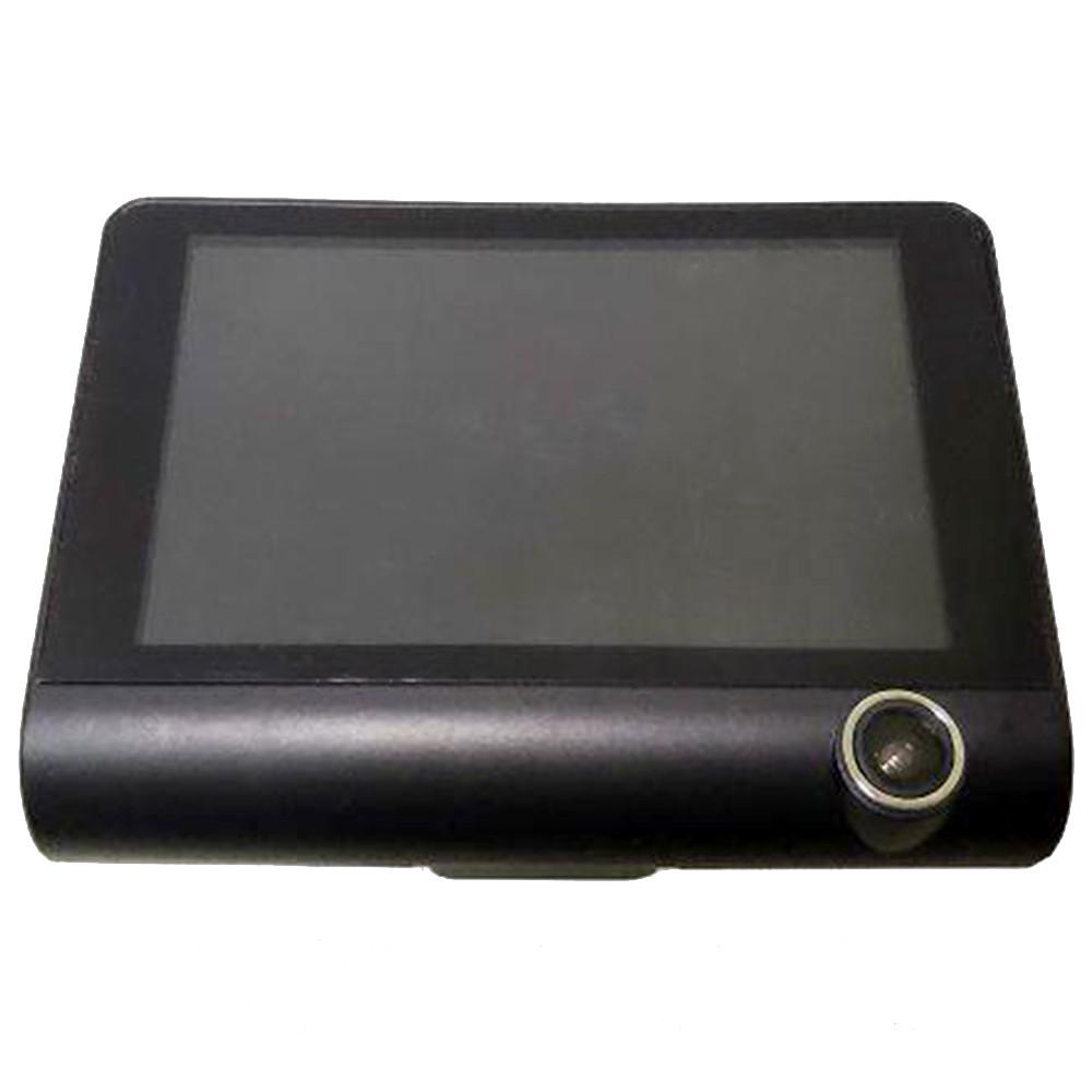 Автомобільний відеореєстратор DVR SD 319 HD з 3 камерами багатофункціональний кут огляду 170