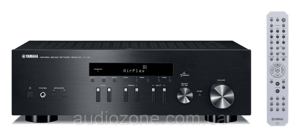 Stereo Receiver R-N301