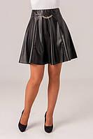 Женская юбка с красивой цепочкой в виде декора, фото 1