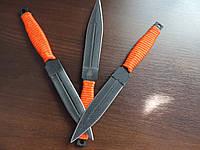 Набор из 3-х ножей для метания «Паук»