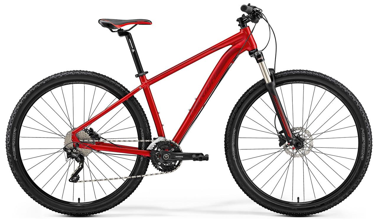 Велосипед горный MERIDA BIG.NINE 80 D 2019