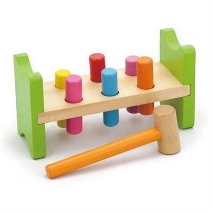 Забей гвоздик игрушка Viga Toys (50827), фото 2