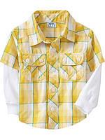 Кофта-рубашка 3Т
