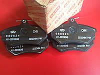 Колодки передние Chery Amulet Чери Амулет  A11-3501080