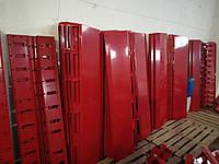 Стенка СЗГ 00.4012 Стенка средняя правая Стенка задняя СЗ 3,6 стенка туковая ящика СЗ 3,6, бака СЗ бункера СЗ