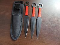 """Метательные ножи """"Ниндзя"""" Набор из 3шт., фото 1"""