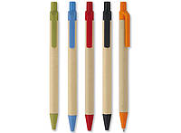 Эко-ручки с логотипом