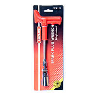 Ключ свечной с усиленной ручкой CarLife 16mm WR121