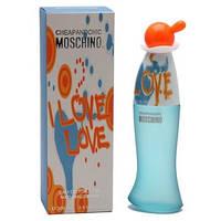 Женская парфюмерия Moschino Cheap & Chic I Love Love EDT 100 ml