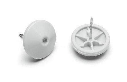 Гвоздики, иголки, кнопки противокражные для датчиков, гвозди антивор игла, фото 2