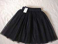 4cc55fe1ec1 Нарядная юбка детская пышная фатиновая с мелкими точками на верхнем слое.  Любой размер .