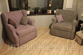 Мягкие раскладные кресла со спальным местом