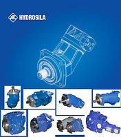 Гидронасос аксиально-поршневой регулируемый для открытых гидросистем PVC63 LS -система управления