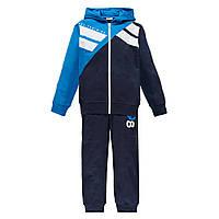 Спортивный костюм для мальчика MEK 191MHEP002-286 синий 164-170