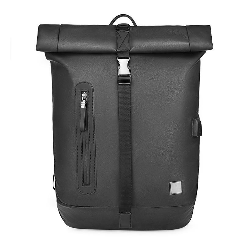"""Современный модный рюкзак-мешок Arctic Hunter B00283 с отделением для ноутбука 15,6"""", 25л"""