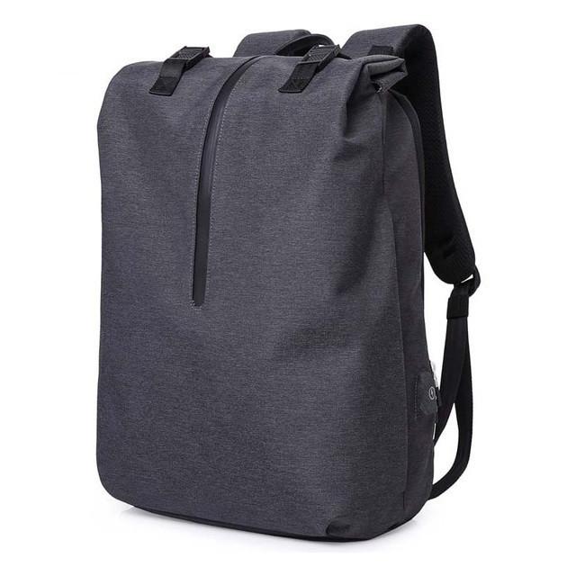 Городской рюкзак-мешок Tangcool TC802, с отделением для ноутбука USB портом, 25л