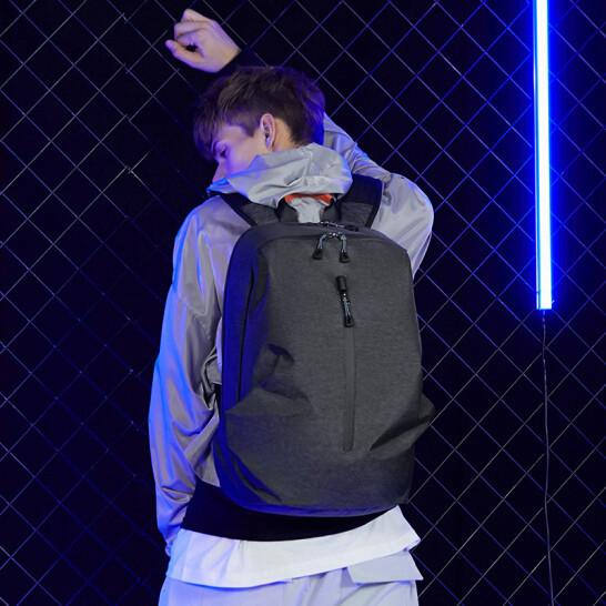 """Cтильный рюкзак Arctic Hunter B00315, влагозащищенный, для ноутбука до 15"""", 25л"""