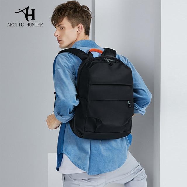"""Cтильный рюкзакArctic Hunter B00310, для ноутбука до 15,6"""", 25л"""