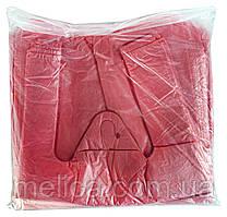 Полиэтиленовые пакеты Майка 24 х 43 см - 250 шт.