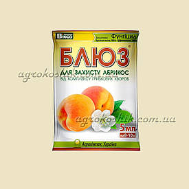 Блюз 5мл Для защиты абрикос