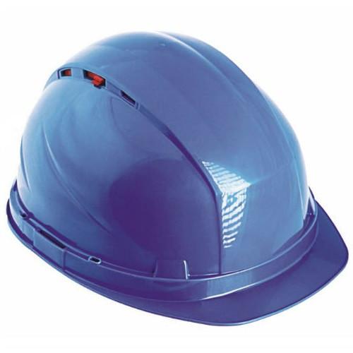 Каска защитная RFI-7 TITAN™ синяя 71518