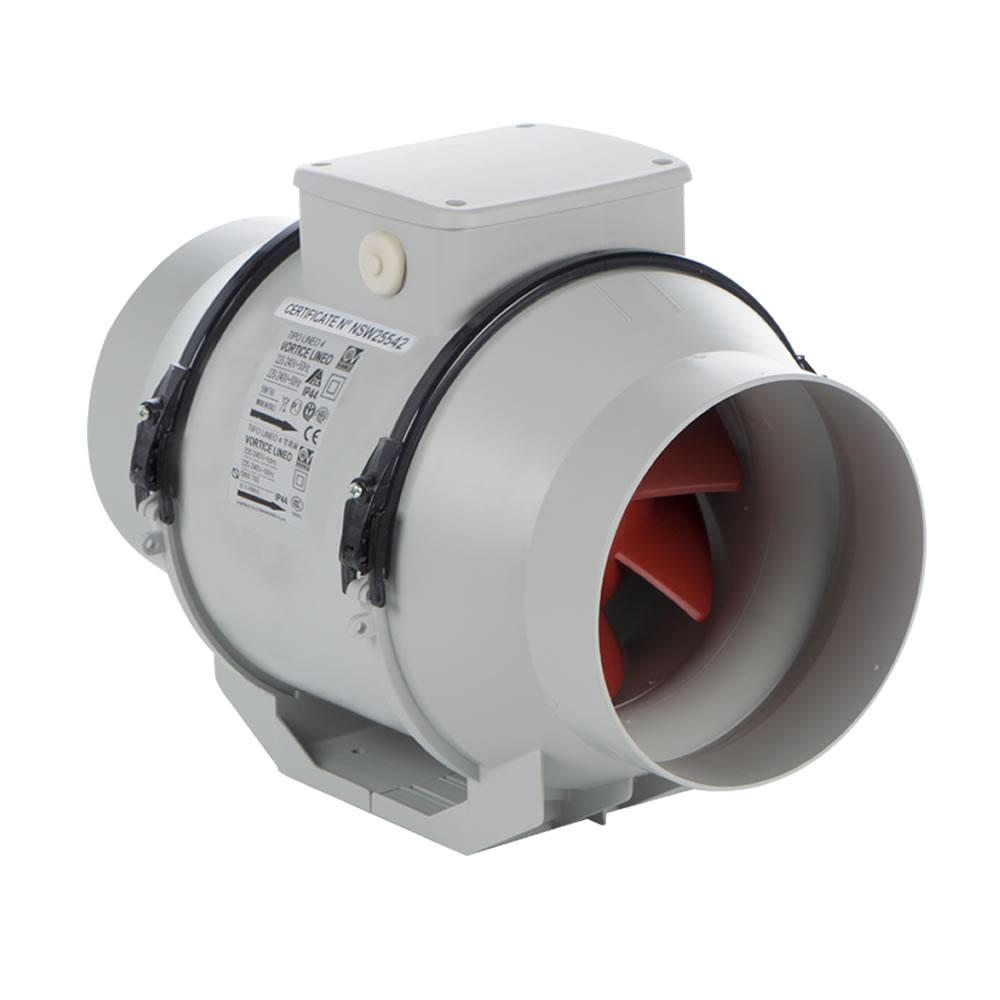 Вентилятор канальный LINEO 100 VO Vortice