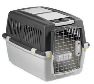 Переноска Trixie Gulliver 5 для собак до 25 кг, 79х58х60 (IATA). Подходит для перелетов