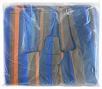 Полиэтиленовые пакеты Майка Comserv Полоса 30 х 50 см - 250 шт.