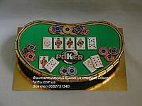 Покерный стол из конфет (40см)