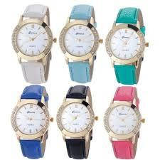 Женские часы Geneva Relojes Mujer
