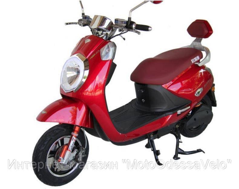 Электрический скутер  Volta Premio 1000w 60v red