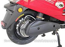 Электрический скутер  Volta Premio 1000w 60v red, фото 3