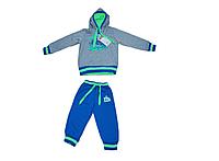 Спортивный костюм на мальчика с микроначесом