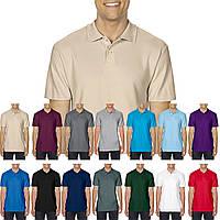 Поло рубашка унисекс, SoftStyle, 14 цветов, плотностью180 г/м2, Gildan, Канада 100% хлопок