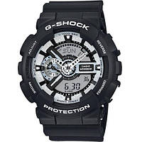 Мужские часы CASIO GA-110BW-1AER