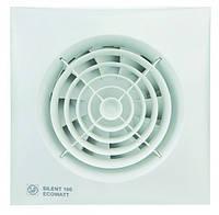 Вытяжной вентилятор Soler&Palau SILENT-100 CHZ ECOWATT