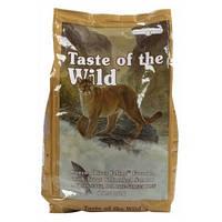 Taste Of The Wild - Canyon River Feline сухой корм для кошек с форелью и копченым лососем 7кг