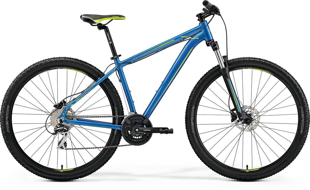 Велосипед гірський MERIDA BIG.NINE 20 D