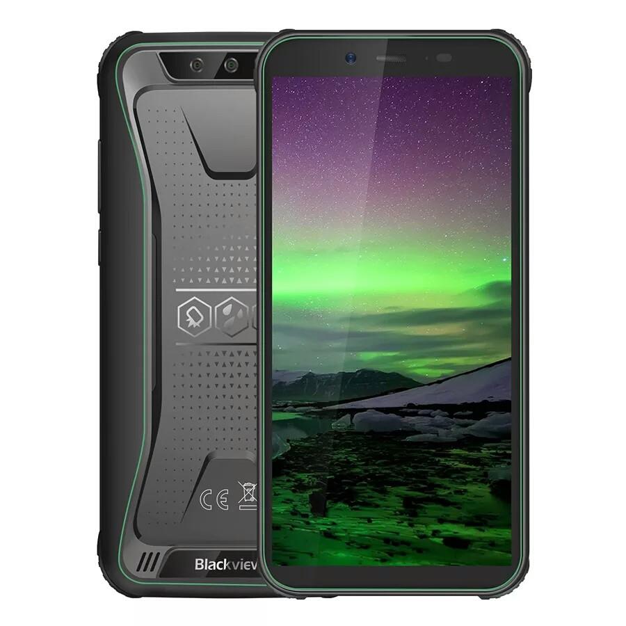 Смартфон Blackview BV5500 Green 2/16Gb. 4400 mAh , IP68 НОВИНКА