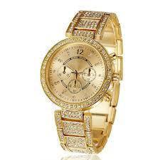 Женские часы Geneva Swarovski