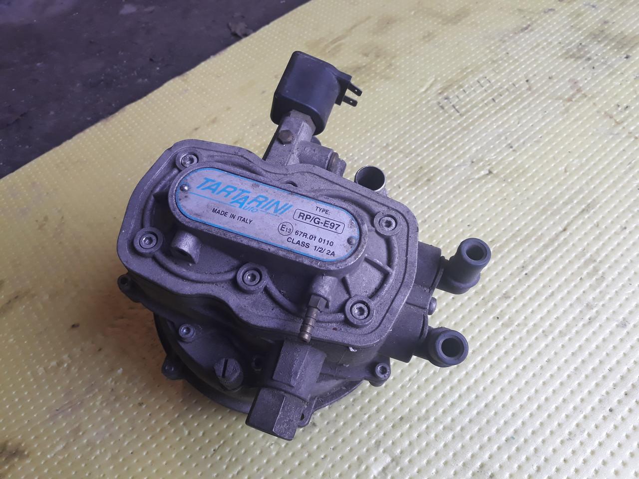 Газовый редуктор tartarini RP\G-E97 RP/G 67R-01 0110