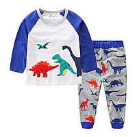 Комплект для мальчика 2 в 1 Динозавры Jumping Meters