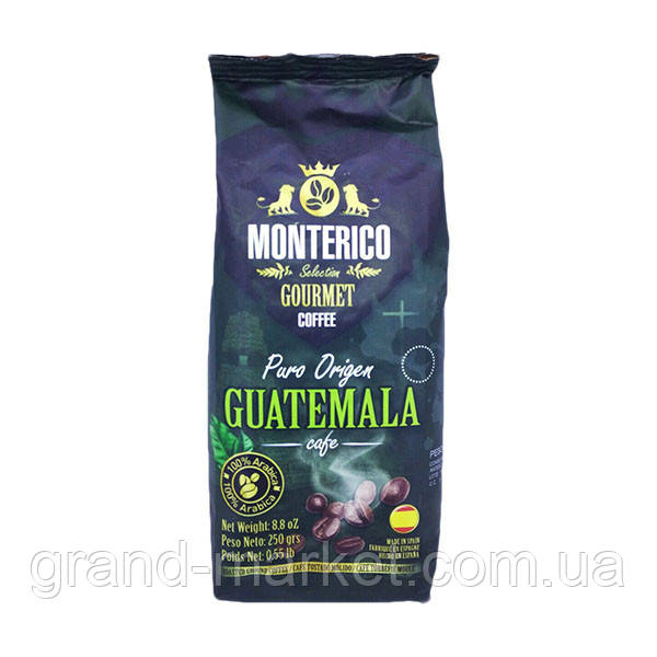 """Кофе молотый """" Monterico Guatemala """" 250 g"""