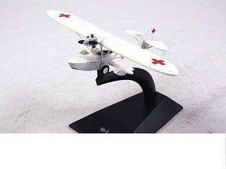 Модель Легендарні літаки (ДеАгостини) Ш-2 (1:111)