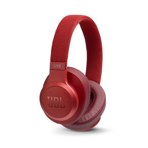 JBL LIVE Bluetooth наушники 500BT Red