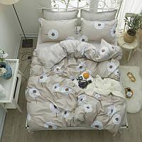 Комплект постельного белья Цветы (двуспальный-евро) Berni