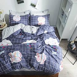 Комплект постельного белья Сладкие мечты (полуторный) Berni Home