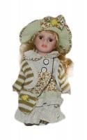 Кукла фарфоровая Кетти 20см