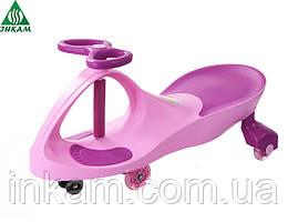 Смарт кар (Бибикар)  розовый