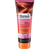 Balea Professional Beautiful Long Shampoo шампунь для длинных поврежденных волос 250 мл
